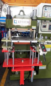 Hydraulic Press Rubber Machine for Rubber Silicone Products (KS100HF) pictures & photos