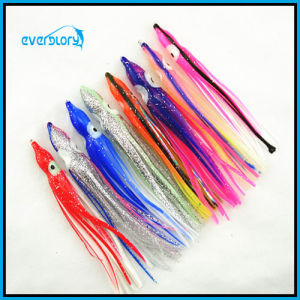 OEM or Wholesale Wh0013 9cm/2.15g Sea Fishing Optopus Lure Fishing Lure pictures & photos