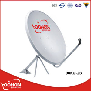 90cm Ku Band Satellite Dish Antenna with SGS Certified pictures & photos