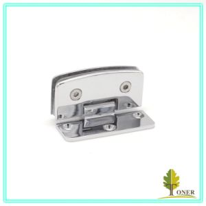 Hot-Sale Type Arc Edge 90 Degree Glass Hinge/ Zinc Hinge pictures & photos