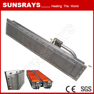 Special Infrared Ceramic Heating Burner for Furniture Drying pictures & photos