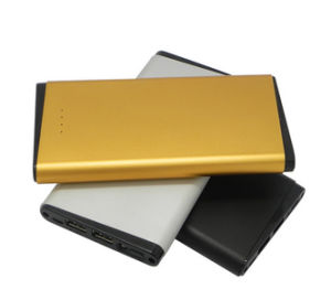 Power Bank with Dual USB Ports Power Bank for Smart Phone pictures & photos