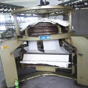 6 Sets Used Longbao Single Jersey Knitting Machine on Sale pictures & photos