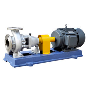 Stainless Steel Chemical Water Centrifugal Pump pictures & photos