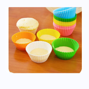 Durable 100% Food Grade Silicone Cake Mould pictures & photos