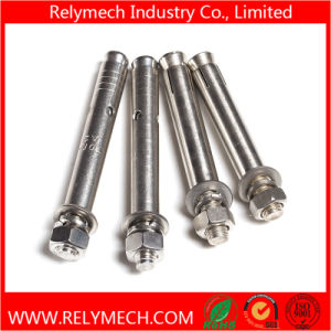 Stud Screw Dowel Screw Expansion Anchor Bolt Wedge Anchor Bolt pictures & photos