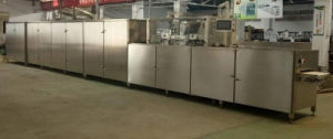 Servo Driven Chocolate Moulding Plant pictures & photos