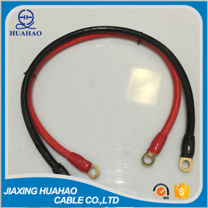Copper Conductor PVC Insulated Car Batter Cable pictures & photos