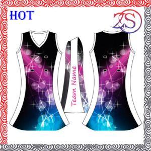 Ozeason Wholesale Hot Sale Netball Dress pictures & photos