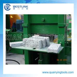 Mosaic Stone Splitting Machine for Making Stone Veneers pictures & photos
