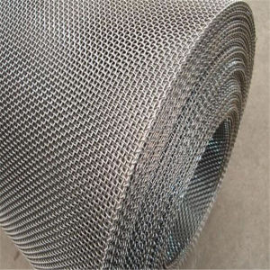 Discount Woven Stainless Steel Wire Mesh Price pictures & photos