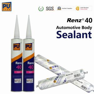 High Quality PU Polyurethane Sealant for Sheet and Car Body (white) pictures & photos