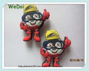 Best Seller Customized Cartoon PVC USB Memory Stick (WY-PV109) pictures & photos