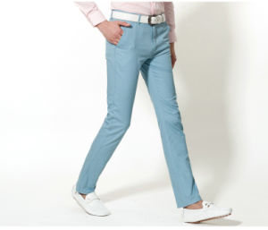 Mens Fashion Chino Pants Colorful