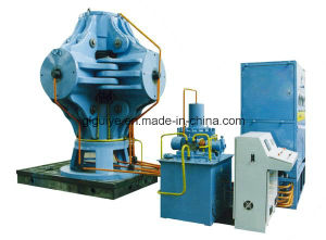 560mm Synthetic Diamond Cubic Hydraulic Press pictures & photos