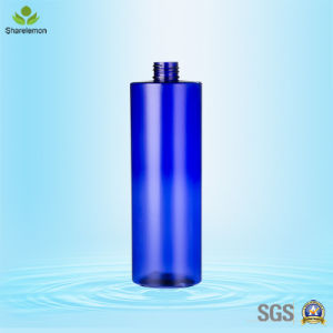 Blue 500ml Plastic Lotion Bottle for Bath Washing pictures & photos