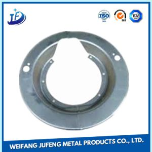 OEM Aluminium Fabrication Deep Drawn Metal Stamping for Steel Scaffolding Parts pictures & photos