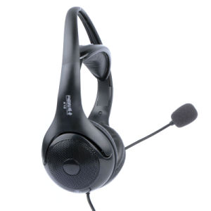 Great Sound Wired Stereo Headset for Computer (RH-K133-003)