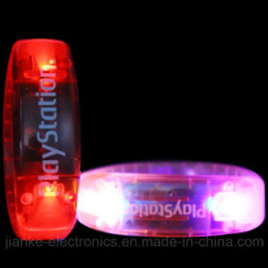 Promotional Music Light up Bracelet with Logo Print (4011) pictures & photos