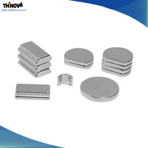N52 Various Shapes Strong Powerful Generator Industrial NdFeB Magnets pictures & photos