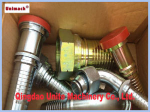 High Quality Metric Fittings with Yellow Zinc-Plated (10311) pictures & photos