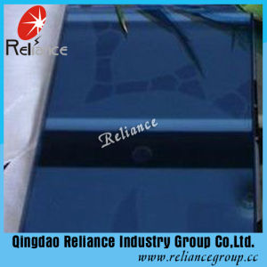 4mm Dark Blue Reflective Glass with Ce/ISO Certificate (4mm-8mm) pictures & photos
