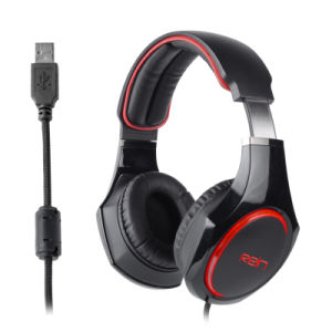 Computer Gaming Headset with RoHS Approved