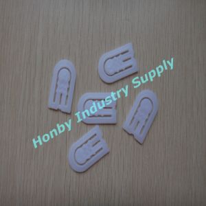 33mm Hot Selling White Color Plastic Shirt Packing Garment Clip