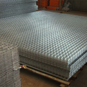 China Factory Electro Galvanized Welded Wire Mesh (WWM) pictures & photos