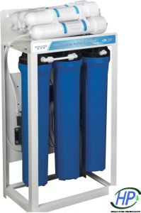 300GPD Commercial RO Water Purification with Steel Frame pictures & photos