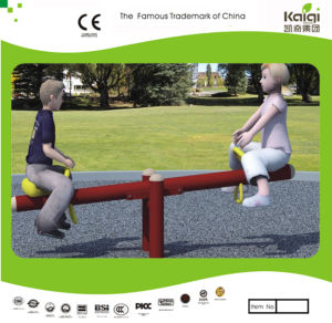 Kaiqi Seesaw for Children′s Playground (KQ50157G) pictures & photos