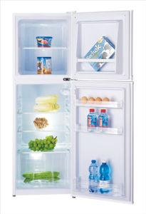 138 Litre Double Door Refrigerator pictures & photos