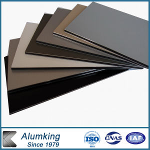 Exterior and Interior Aluminium Composite Panel/ACP pictures & photos