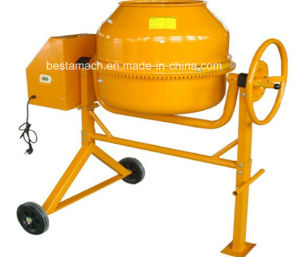140L Portable Mini Concrete Mixer pictures & photos