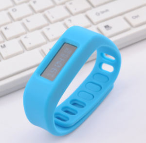 Bluetooth Smart Band with Pedometer