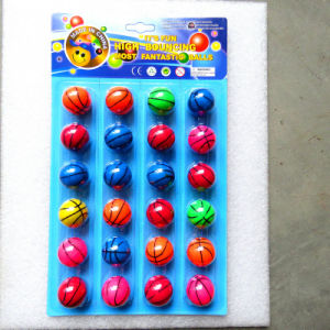 Its Bouncing Balls for Basketball Designs