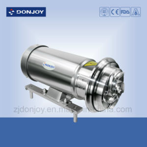 Ss 316 Steel High Purity Centrifugal Pump Sic/C Mechanical Seal pictures & photos