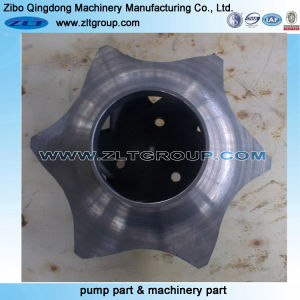 High Quality Centrifugal Chemical ANSI Pump Impeller in Titanium pictures & photos