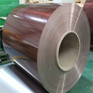 Color Coated Aluminum Coil for Decoration Used pictures & photos