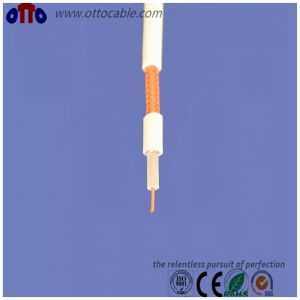 High Quality 50ohm Coaxial Cable (RG58S-BC-BC) with Connectors pictures & photos
