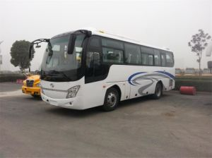 Bus of 45seats LHD/Rhd, Cummins and Yucai Engine. pictures & photos