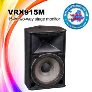 Vrx915m 15′′ Studio Stage Monitor Speakers pictures & photos