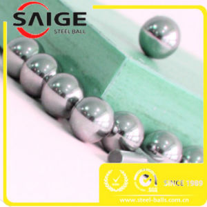 Aluminium Spheres 4mm Chrome Steel Ball for Screw pictures & photos