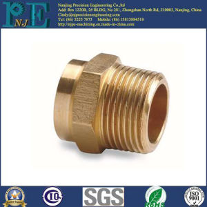 Customized Brass Threaded Connection Parts pictures & photos