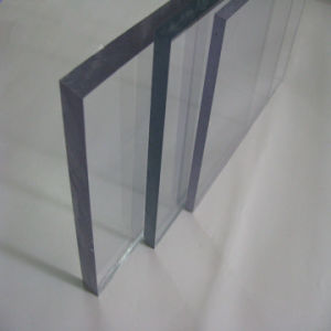 Roofing Polycarbonate Solid Sheet for Sound Insulation pictures & photos