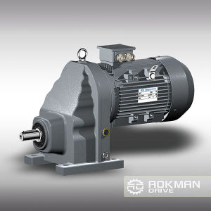 Inline Shaft R Series Helical Gear Motor pictures & photos