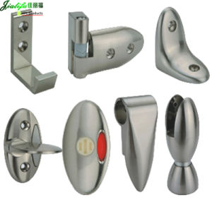 Jialifu New Design Modern Toilet Partition Fittings pictures & photos