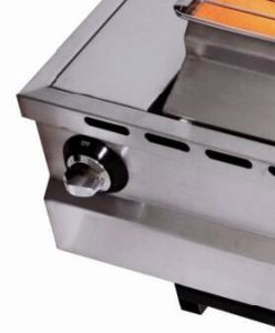 High Quality Gas Fumeless BBQ Roaster ET-K05 pictures & photos