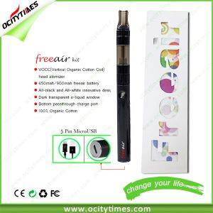 Newest Hot 650mAh/900mAh Freeair Starter Kit E Cigarette pictures & photos
