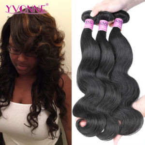 Yvonne Brazilian Hair 100% Human Hair Extension pictures & photos